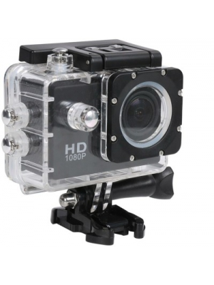 IZED ULTRASHOTx Waterproof Digital 89 Sports and Action Camera(Black 10.4 MP)
