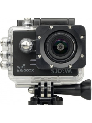 Mobile Gear Gyro Anti-Shake 4K HD Waterproof Digital Camcorder With Accessories SJCAM sj5000 X Elite