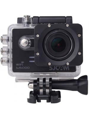 Mobilegear Powershot SJCAM SJ5000 14 MP WiFi 1080P Full HD Waterproof Digital Camcorder With Video &