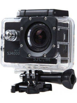 Mobilegear SJCAM SJ4000 12 MP WiFi 1080P Full HD Waterproof Digital Action Camera & Sports Camcorder