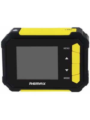 Offhill DJN-202344 REMAX - WATERPROOF WI-FI ACTION CAMERA - YELLOW Sports and Action Camera(Yellow 1