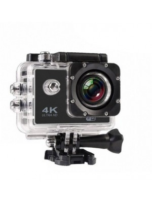 Padraig 4K Action sports camera for bike & adventure Sports & Action Camera(Black)