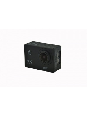 Shrih 16 Megapixels 4K Ultra HD Video Recording Sports and Action Camera(Black 16 MP)