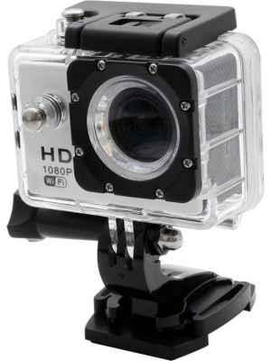 ShutterBugs SB 980 Sports and Action Camera(Multicolor 12 MP)