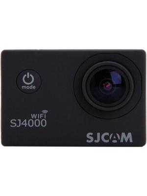 SJCAM 4000wifi_1 Sjcam sj4000 Wifi black Sports & Action Camera(Black)