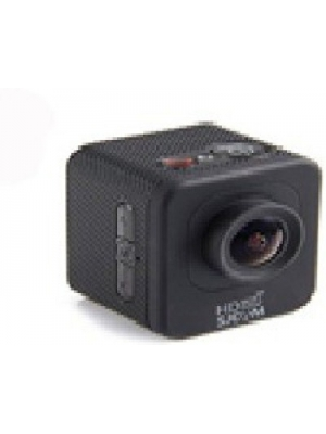 SJCAM M10 WIFI 170° HD wide-angle fish-eye lens, non deformable Sports & Action Camera(Black)