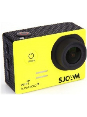 SJCAM SJ5000 WIFI PLUS Lens f= 2.99mm /F= 2.8/170° Sports & Action Camera(Yellow)