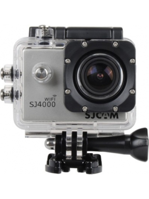SJCAM Sjcam4000Sj_13 Sjcam sj4000 Wifi black Sports & Action Camera(Black)