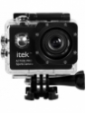 itek Action Camera Action Pro Sports and Action Camera(Black, White 12 MP)