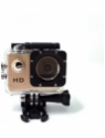 ZVR ultrashot action 1080p waterproof Sports and Action Camera(Gold, Black 10.4 MP)