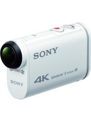 Sony FDR-X1000V 4K Full HD Sports & Action Camera(White)