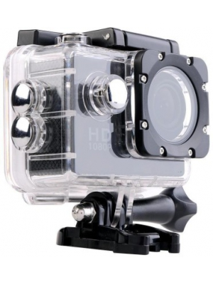 VibeX ® Mini Ultra HD 1080P DV Sports Recorder Action Camcorder Waterproof Cam Holder Sports & Acti