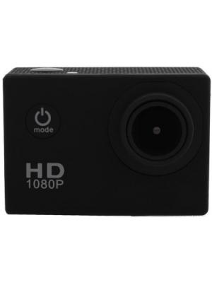 Voltegic ™ Waterproof Sports Cam Holder Sports & Action Camera(Black)