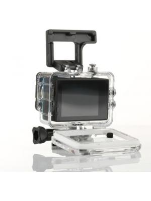 Wonder World ™ 1.5 inch LCD Cam Holder Sports & Action Camera(Black)