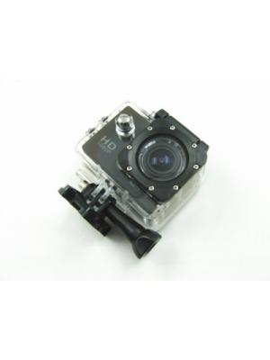 Wonder World ™ 1080P Cam Holder Sports & Action Camera(Black)