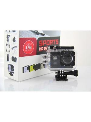Wonder World ™ 2.0-Inch Stunt Sports and Underwater Cam Holder Sports & Action Camera(Black)