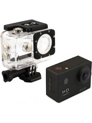 Wonder World ™ Mini Underwater Cam Holder Sports & Action Camera(Black)