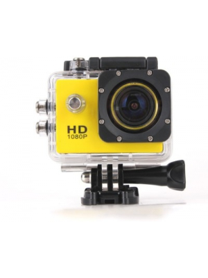 YourDeal SJ4KYDYEL Sports & Action Camera(Yellow)