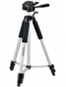 Aomax S-450 Tripod(Sliver, Supports Up to 2750 g)
