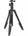 Benro IT25 Aluminum Travel Angel Tripod Kit(Black, Supports Up to 6000 g)