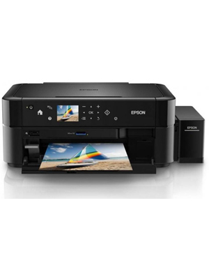 Epson L380 Multi-Function Inkjet Printer Lowest Price in India with