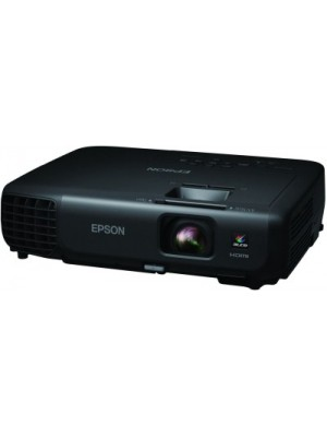 Epson 2700 lm lcd corded portable projector white price for Handheld projector price