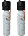 Morel Compatible Toner Cartridge TN118 for use in Konica Minolta Bizhub 185 / 195 / 215 - Pack of 2