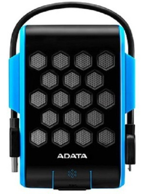 ADATA 1 TB Wired External Hard Disk Drive(Blue)