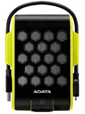 ADATA 1 TB Wired External Hard Disk Drive(Green)