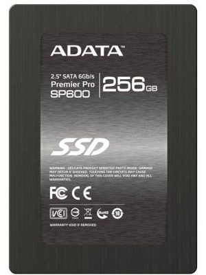 ADATA 256 GB Wired External Solid State Drive(Black, External Power Required)