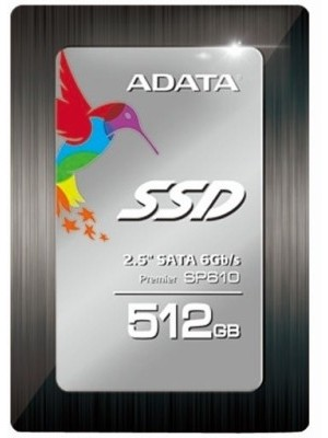 ADATA 512 GB Wired External Solid State Drive(Black, External Power Required)