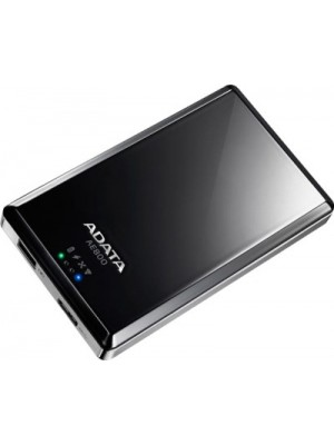 Adata DashDrive Air AE800 Wireless HDD and Power Bank 500 GB External Hard Drive(Black)