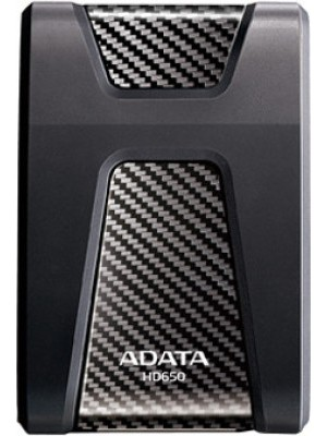 ADATA DashDrive Durable 1 TB External Hard Disk Drive(Black)