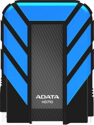 Adata DashDrive HD710 2.5 inch 1 TB External Hard Disk(Blue)