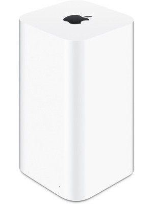 Apple 3 TB Time Capsule 3 TB External Hard Disk Drive(White)