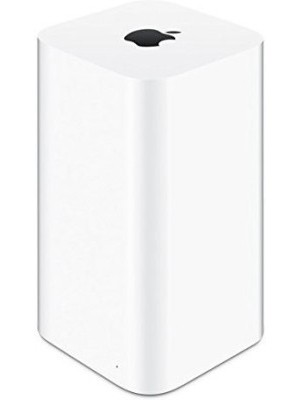 Apple 3 TB Wired External Hard Disk Drive(White, External Power Required)