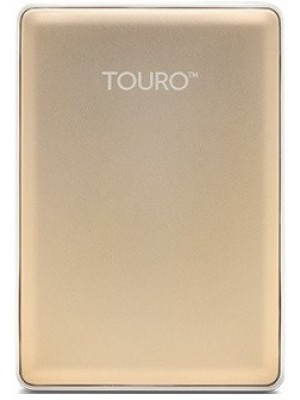 HGST 1 TB Wired External Hard Disk Drive(Gold)
