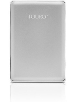 HGST 1 TB Wired External Hard Disk Drive(Silver)