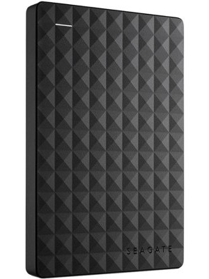 Seagate 1.5 TB Wired External Hard Disk Drive(Black, External Power Required)