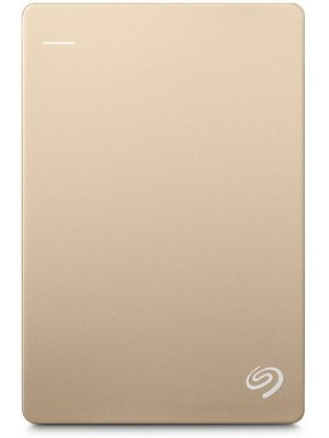 Seagate 2 TB Wired External Hard Disk Drive(Gold)