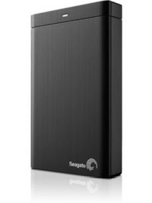 Seagate Backup Plus 1 TB External Hard Disk Drive(Black)