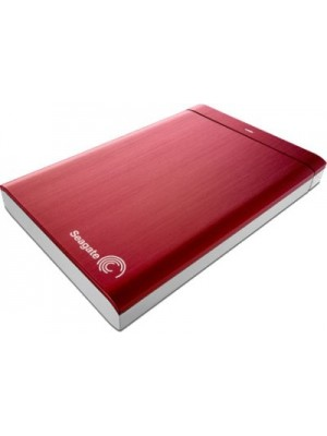 Seagate Backup Plus 1 TB External Hard Disk(Red)