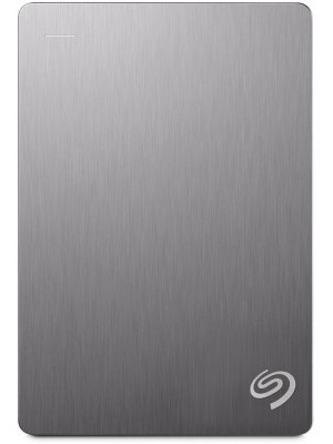 Seagate Backup Plus Portable Drive 4 TB(Silver)