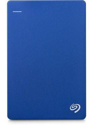 Seagate Backup Plus Slim 2 TB Wired External Hard Disk Drive(Blue, Mobile Backup Enabled)