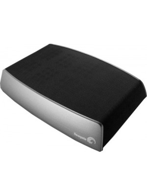 Seagate Central Shared Storage 2 TB Wireless Network Hard Disk(Black, External Power Required)