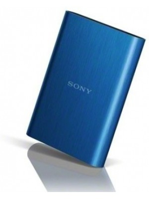 Sony 2 TB External Hard Disk(Blue)