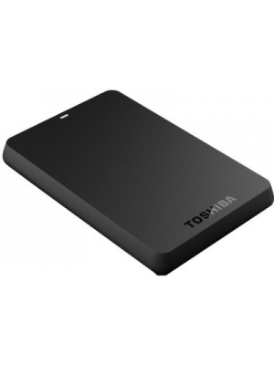 Toshiba Canvio Basic 500 GB External Hard Disk