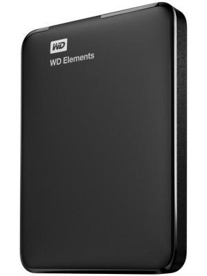 WD Elements 2.5 inch 500 GB External Hard Drive(Black)
