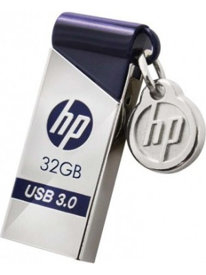 HP X715W 3.0 32 GB Pen Drive(Silver)