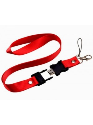 Microware Buckle 32 GB Pen Drive(Red)